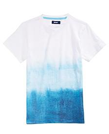 Big Boys Wave Dip-Dyed T-Shirt