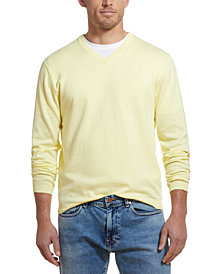 Weatherproof Vintage Men's V-Neck Sweater