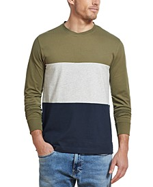 Men's Colorblocked Shirt