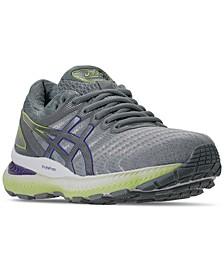 Women's GEL-Nimbus 22 Running Sneakers from Finish Line