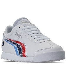 Boys BMW NMS Roma Casual Sneakers from Finish Line