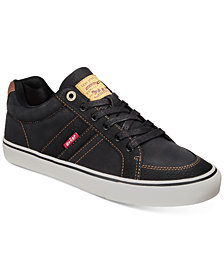Levi's® Men's Turner Tumbled Waxed Sneakers