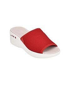 Brownie2 Wedge Sandals