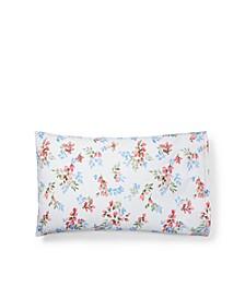 Maggie Floral Standard Pillowcase