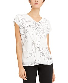 Twist-Front Top, Created For Macy's