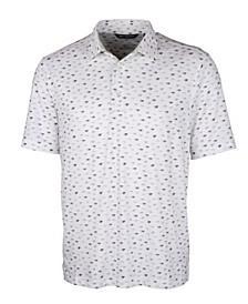 Men's Pike Daub Print Polo Shirt