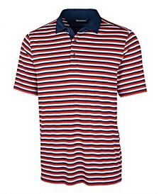 Men's Forge Multi Stripe Polo Shirt