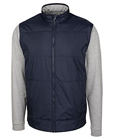 Men's Stealth Full Zip Jacket