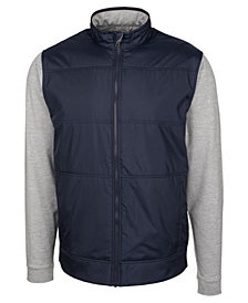 Cutter & Buck Men's Stealth Full Zip Jacket