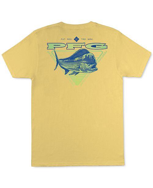 Columbia Sportswear Men's PFG Fish Graphic T-Shirt
