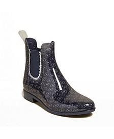 Sallie Sparkle Rainboots