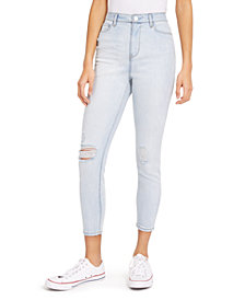 Vanilla Star Juniors' High-Rise Skinny Jeans