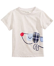 Baby Boys Dog Graphic T-Shirt, Created for Macy's