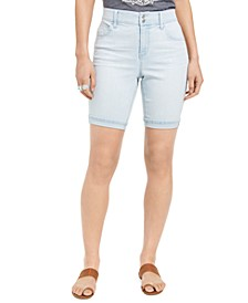 Double-Button Bermuda Shorts, Created for Macy's