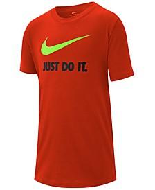 Big Boys Just Do It T-Shirt