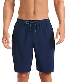 "Men's Big & Tall Contend 9"" Swim Trunks"