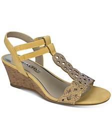 Carta Wedge Sandals