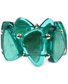 Bead & Resin Stretch Bracelet, Created for Macy's