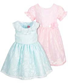 Little & Toddler Girls Fancy Dress Separates