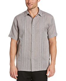 Men's Crossdye Multi-Tuck Shirt