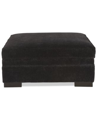 Teddy Fabric Storage Ottoman, Created For Macyu0027s