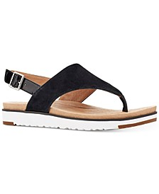 Women's Alessia Thong Sandals