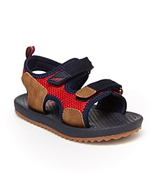 B'Gosh Toddler Boys Tetris Play Sandal