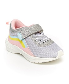 Toddler Girls Hightop Sneaker