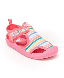 B'Gosh Toddler Girls Aquatic Water Shoe