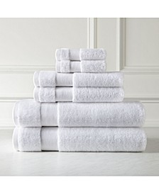 Premium Quality 100% Combed Cotton Towel Set