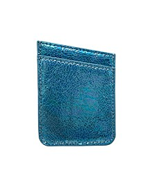 Glitter Cell Phone Wallet Card Holder