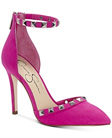 Prinella Ankle-Strap Pumps