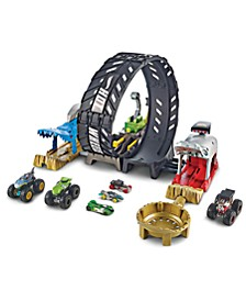Monster Trucks Epic Loop Challenge Play Set
