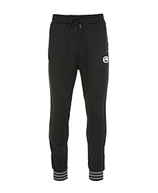 Men's Pipe Down Logo Tape Jogger