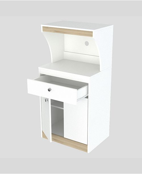 Inval America Galley Microwave Cabinet