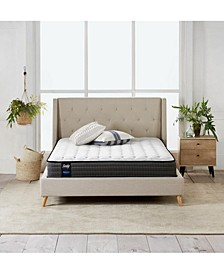 "Posturepedic Chase Pointe LTD II 11"" Cushion Firm Mattress Set- Queen"