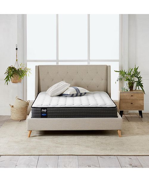 "Sealy Posturepedic Chase Pointe LTD II 11"" Cushion Firm Mattress- Queen"