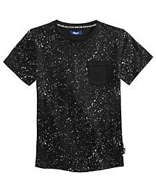 Big Boys Pier Sprayed T-Shirt