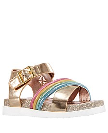 Callysta-T Toddler and Little Girls Sandal