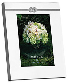 "Vera Wang Wedgwood Infinity 5"" x 7"" Picture Frame"