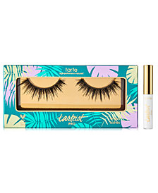 Limited Edition Lash Set! Tarte Tarteist™ PRO Cruelty Free Goddess Lashes and Clear Adhesive - Only $12 with any beauty purchase! A $21 Value!