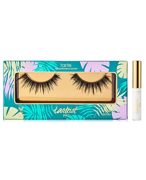 Tarte Limited Edition Lash Set! Tarte Tarteist™ PRO Cruelty Free Goddess Lashes and Clear Adhesive - Only $12 with any beauty purchase! A $21 Value!