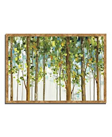 Forest Study I by Lisa Audit Framed Painting Print