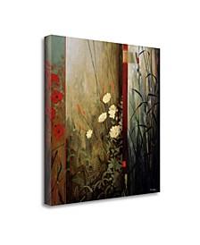 Rainforest Poppies by Don Li-Leger Fine Art Giclee Print on Gallery Wrap Canvas