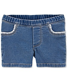 Toddler Girls Denim Shorts