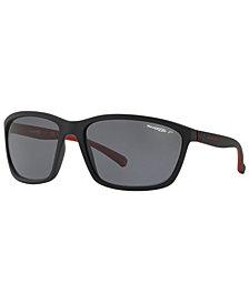 Arnette Men's Hand Up Polarized Sunglasses, AN4249