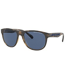 Armani Exchange Men's Sunglasses, AX4096S
