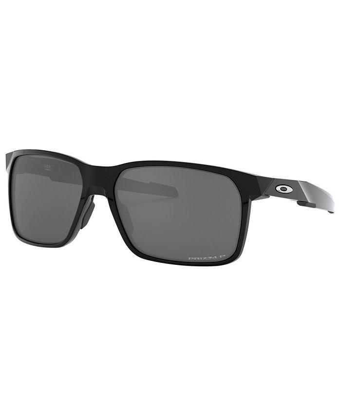 Oakley - PORTAL X Polarized Sunglasses, OO9460 59
