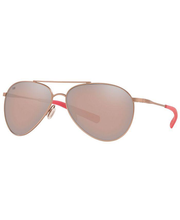 Costa Del Mar - Polarized Sunglasses, PIPER 58