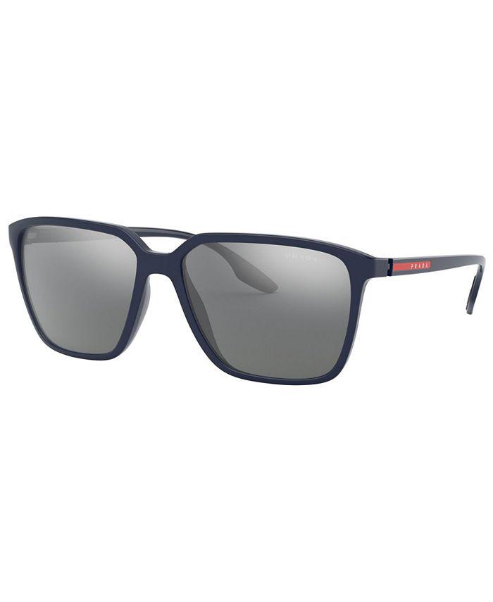 Prada Linea Rossa - Sunglasses, PS 06VS 58